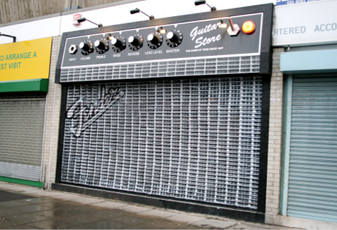 amplificador tienda