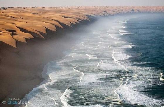 desierto oceano
