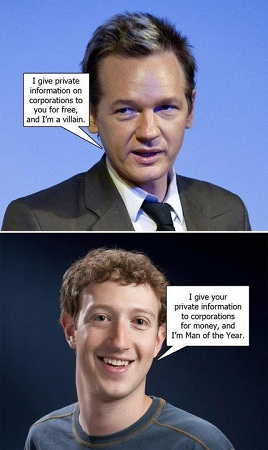 diferencia facebook