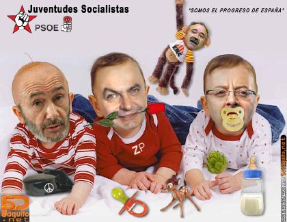 juventudes socialistas
