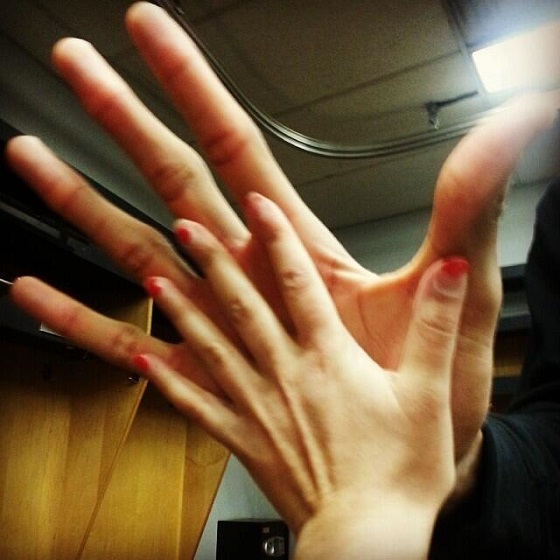 manos mas grandes nba