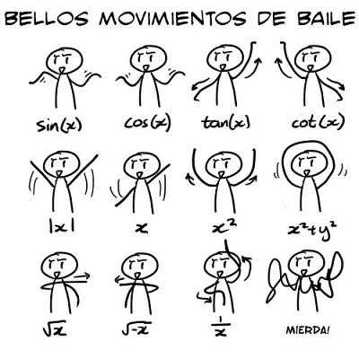 movimientos baile