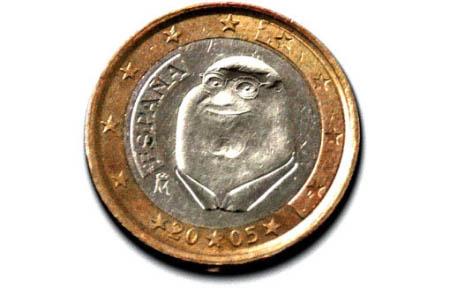 moneda peter