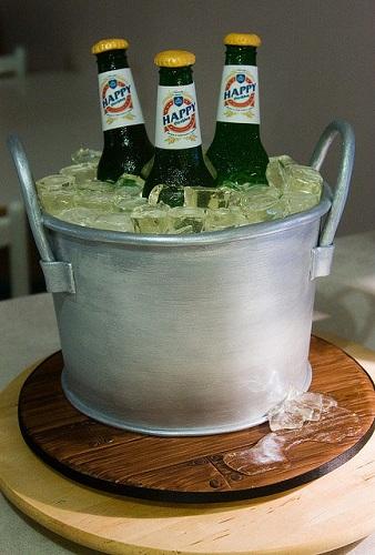 tarta cerveza