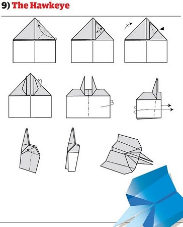 tutorial aviones de papel